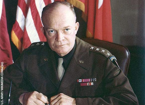 5 Bold Leadership Qualities of Dwight D. Eisenhower