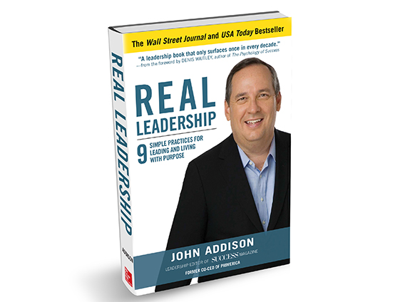 Want to Become a Real Leader? My Book Will Show You How
