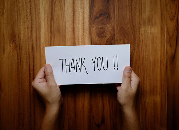 How to Spread Thankfulness